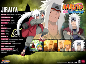 Jiraiya Naruto Shippuden Wallpaper