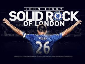 John Terry Chelsea 2012-2013
