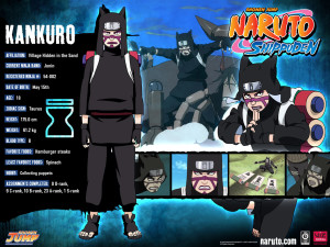 Kankuro Naruto Shippuden HD Wallpaper