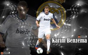 Karim Benzema Real Madrid 2012-2013