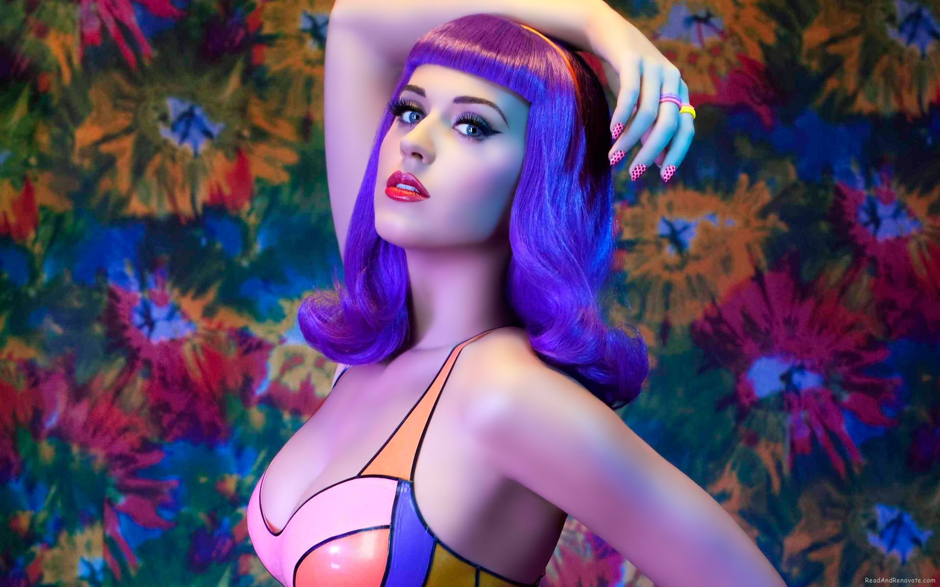 Katy Perry Hd Wallpapers: Katy Perry Wallpaper HD