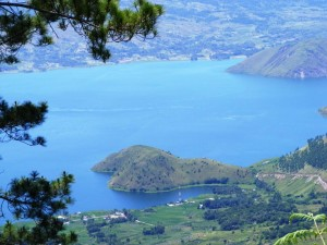 Lake Toba Indonesian