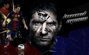 Leo Messi 2012- 2013 Barcelona HD Best Wallpapers