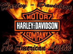 Logo Harley Davidson HD Wallpaper