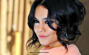 Lovely Vanessa Hudgens Wallpaper