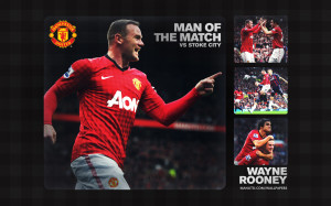Man Of The Match Wayne Rooney Wallpapers