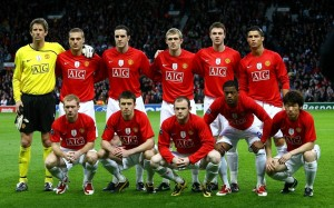 Manchester United FC Squad