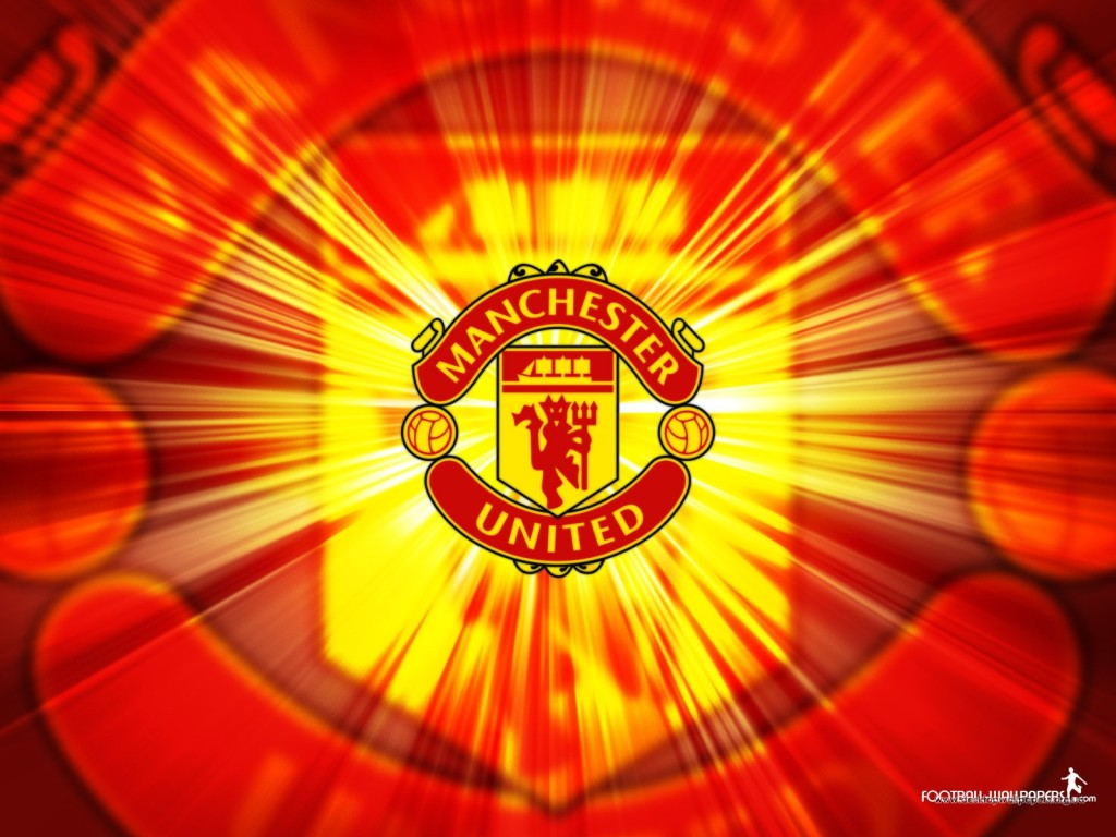 Manchester United Logo Wallpaper