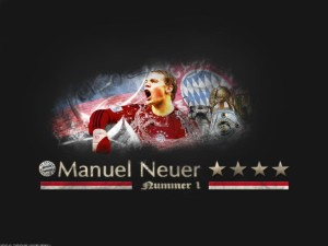 Manuel Neuer Germany 2013