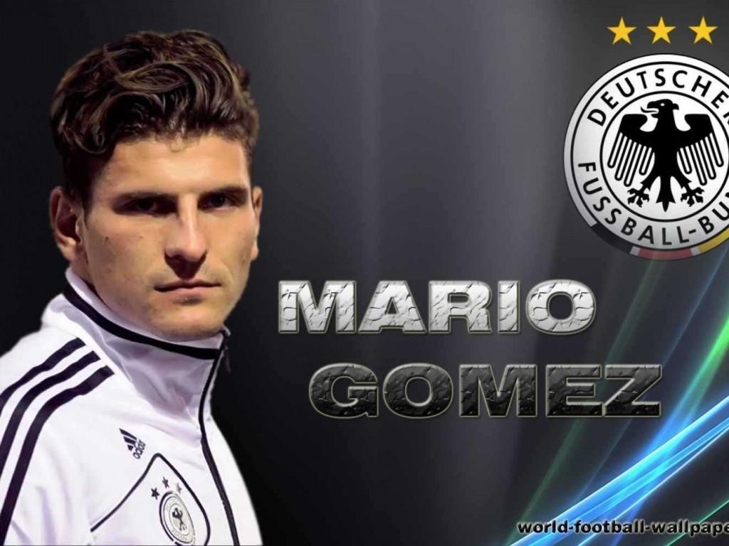 Mario Gomez Bayern Munich 2012-2013