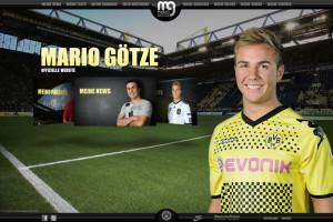 Mario Gotze Borussia Dortmund FC 2013