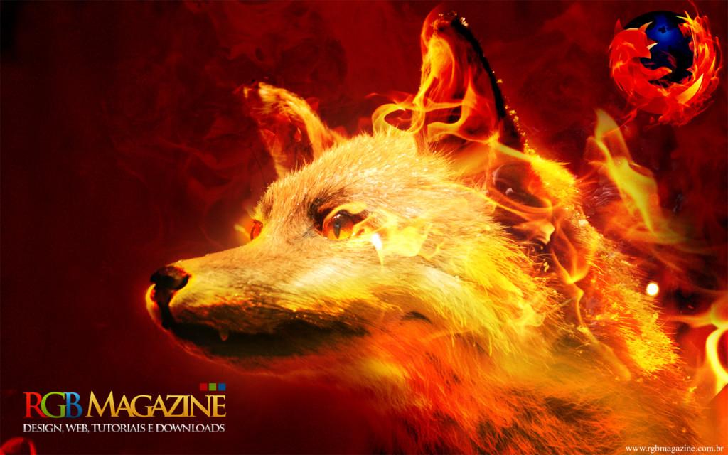 Mozilla Firefox Wallpaper 2013