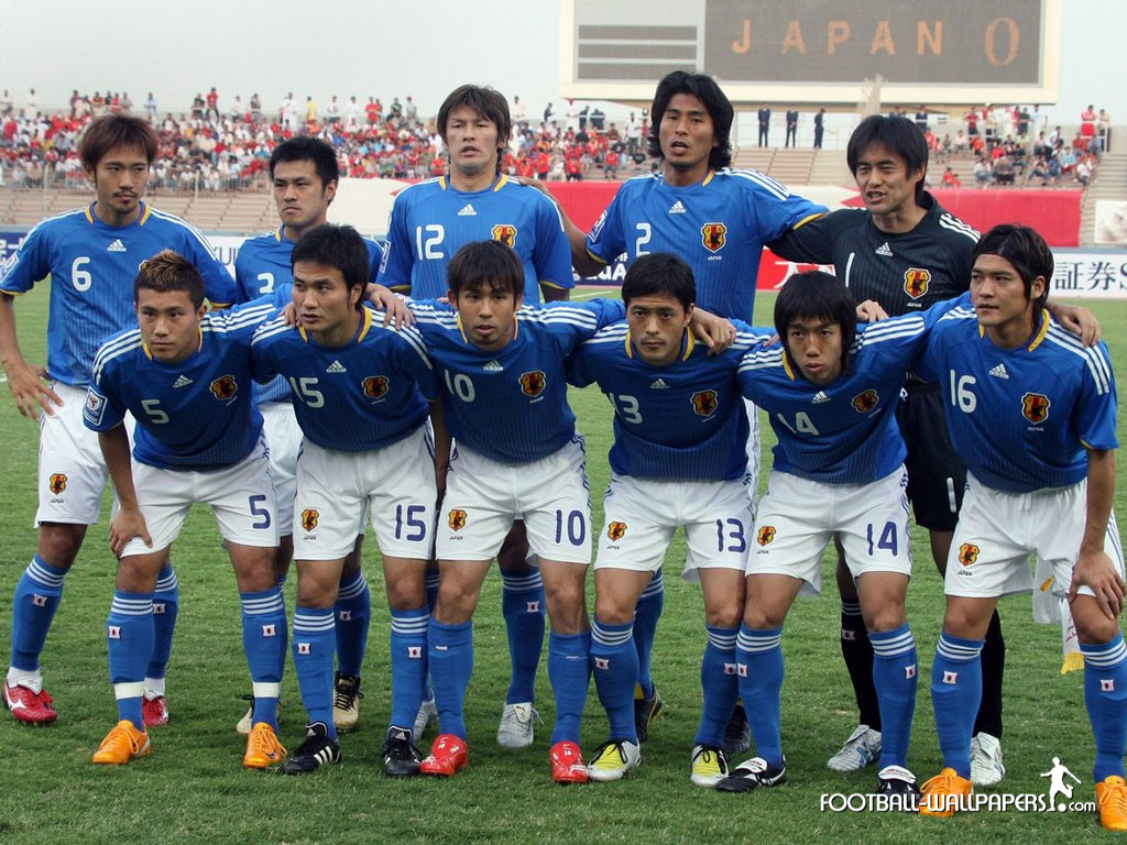 National team japan