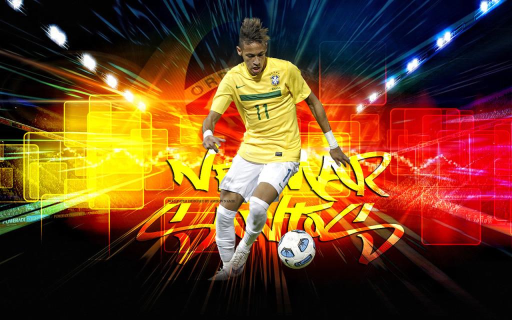 Neymar Wallpaper 2013