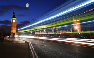 Night In London Wallpaper