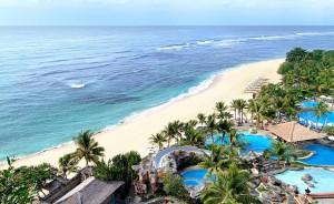 Nusa Dua Bali beach