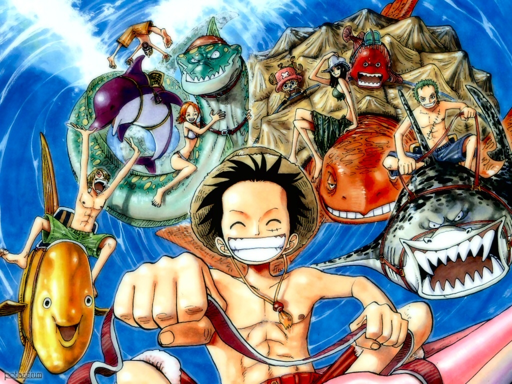 Anime Characters One Piece : One piece anime wallpaper wallpup