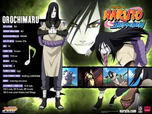 Orochimaru Naruto Shippuden wallpaper