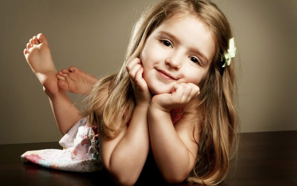 Pretty Cute Girl Wild