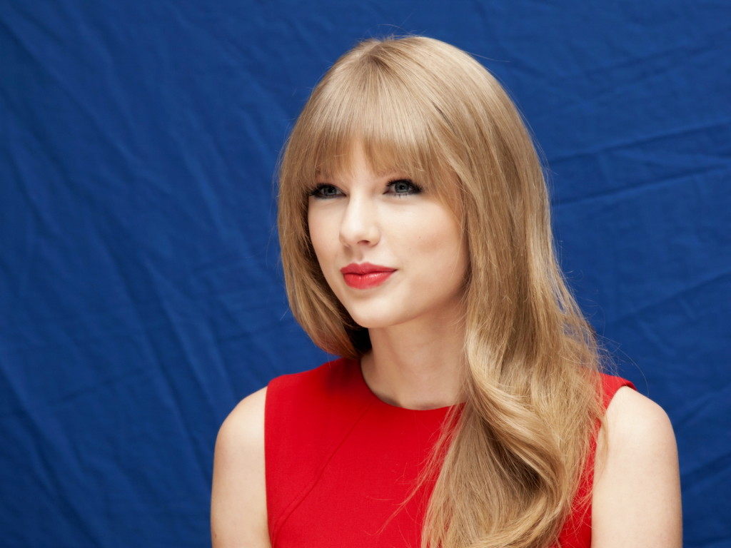 Red Taylor Swift 2013 Wallpaper