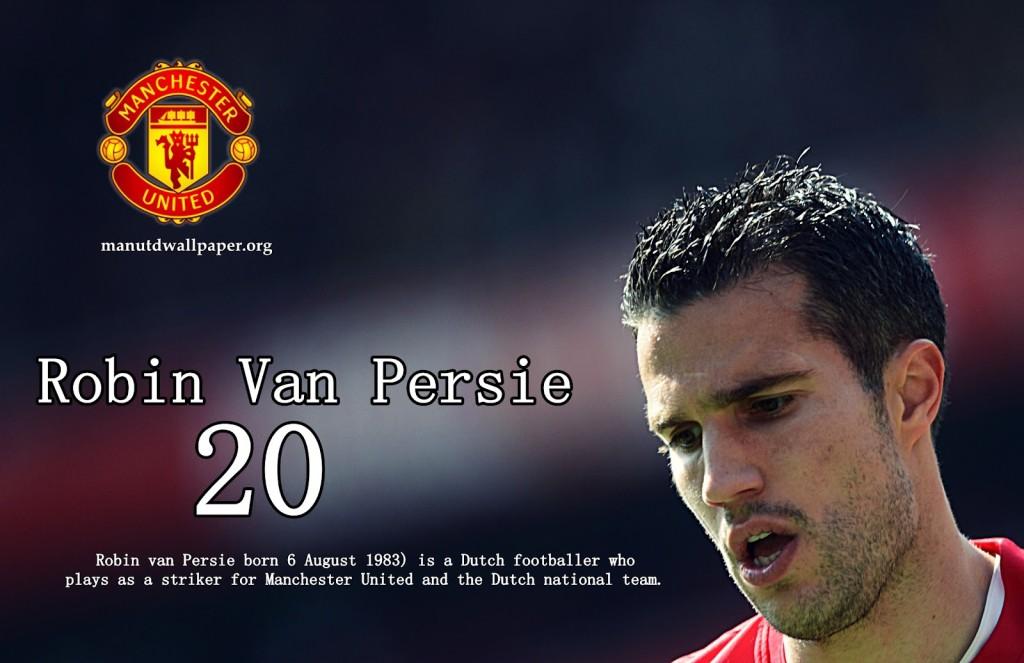 Robin Van Persie 20 Manchester United 2012-2013