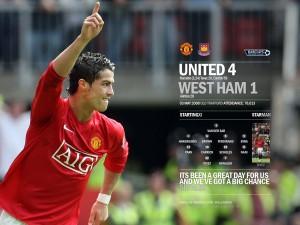 Ronaldo Manchester United