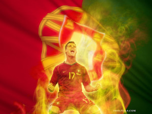 Ronaldo Portugal Wallpaper