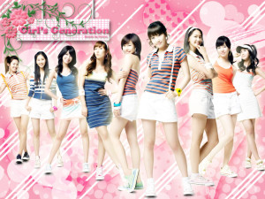 SNSD Wallpaper 2013