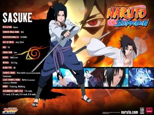 Sasuke Naruto Shippuden Wallpaper