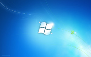 Simple Windows 7 Wallpapers