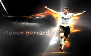 Steven George Gerrard 2013