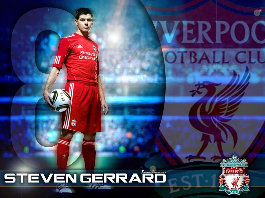Steven Gerrard Liverpool FC 2012-2013