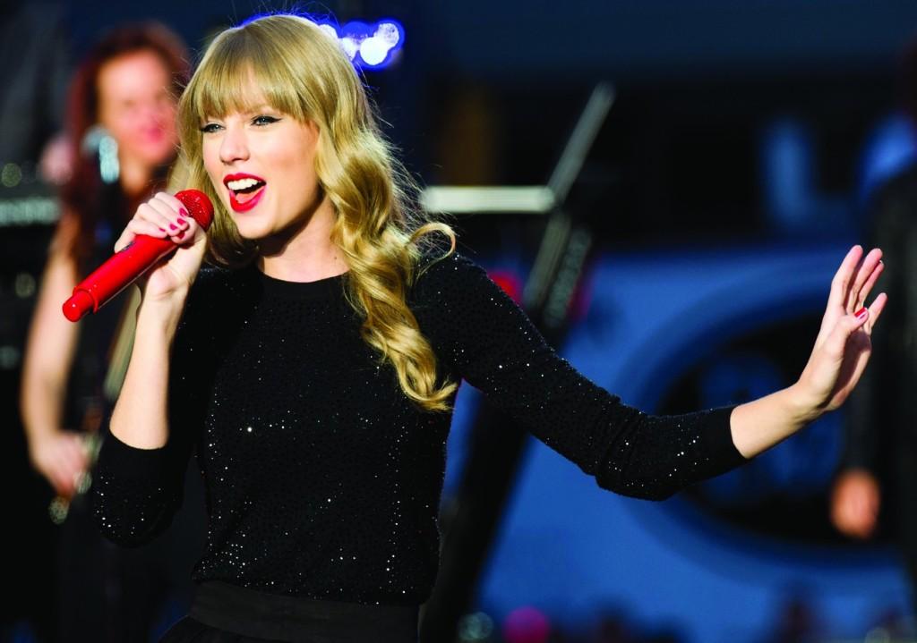Taylor Swift Concert 2013