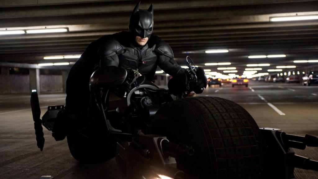 The Dark Knight Rises Batman Wallpaper