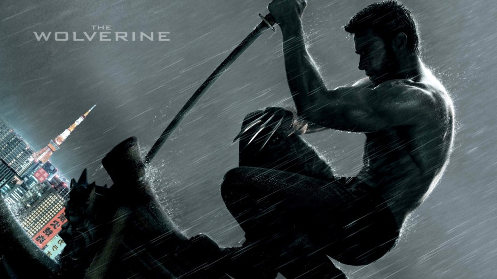 The Wolverine Movie HD Wallpaper