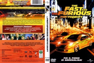 The fast and the furious Covers