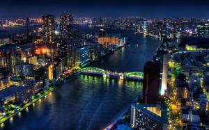 Tokyo HD Wallpaper