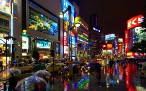 Tokyo Wallpaper 2013