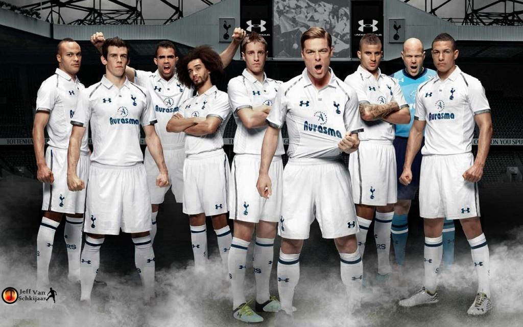 Tottenham Hotspurs 2012-2013