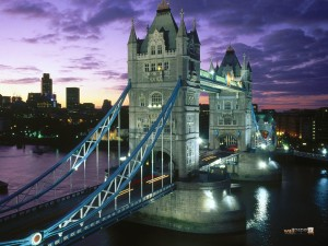 Tower Bridge in London wallpapers