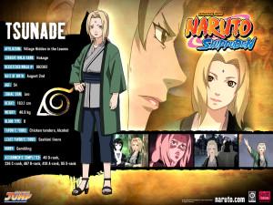 Tsunade Naruto Shippuden Wallpaper