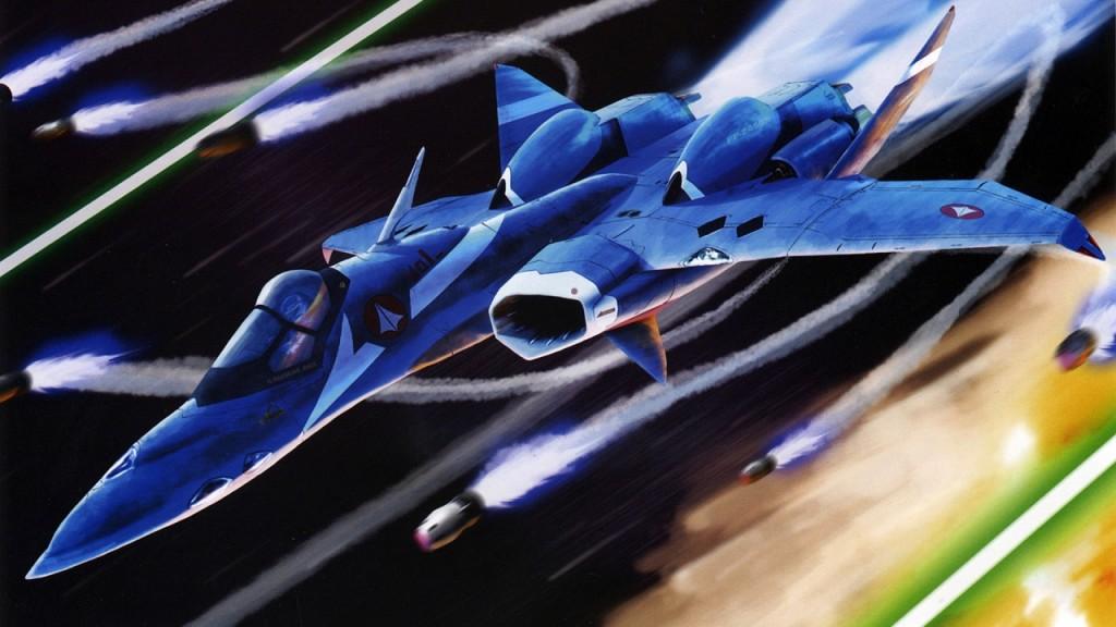 VF 1 Valkyrie Fighter