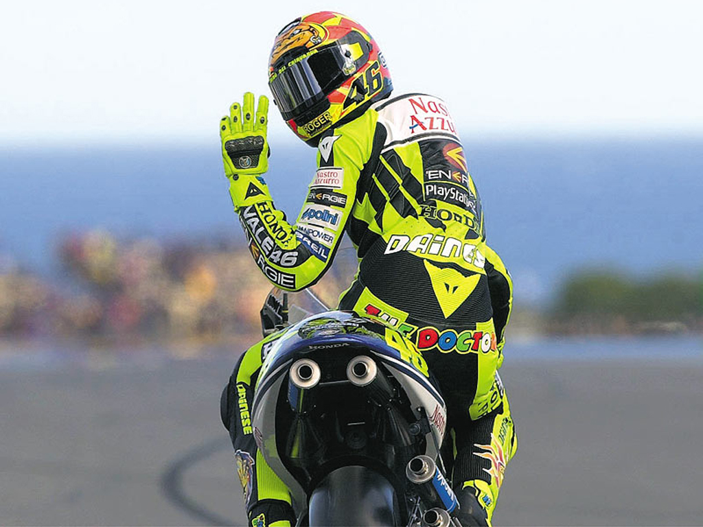 Valentino Rossi Wallpaper 2013