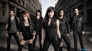 Valora Band In Black Dressup