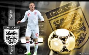 Wayne Ronney Euro England Wallpapers
