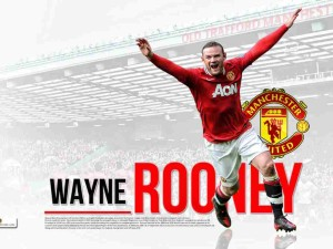 Wayne Ronney Manchester United Wallpapers