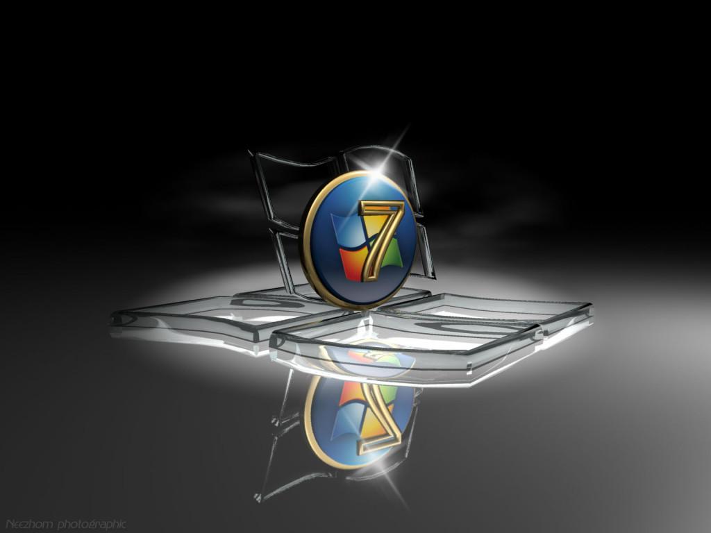 Windows 7 HD 3D wallpaper