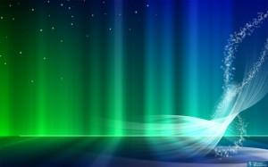 Winodws 7 aurora wallpaper