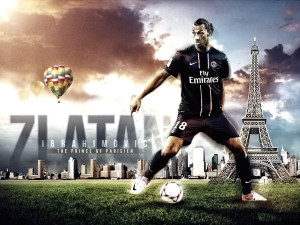 Zlatan Ibra Ibrahimovic PSG 2012-2013
