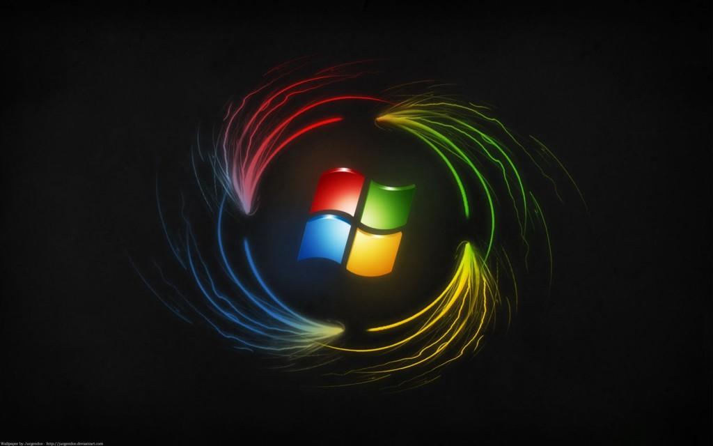 Windows 8 Black Wallpaper